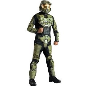 Halo 3 deluxe master chief teen/adult costume size x-large