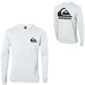 Quiksilver greater good t-shirt - long-sleeve - men's
