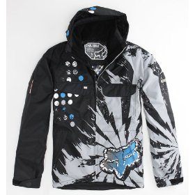 Fox fx-360 explosion snow jacket