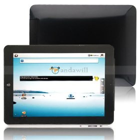 Android 2.2 tablet gpad gforce 8gb mid 9.7 inch black