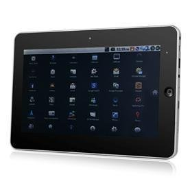 Zwuzu 10 inch android table 2.2 os certified google app market