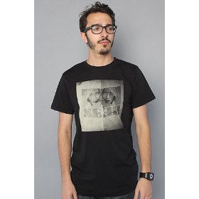 Lifetime collective the seer tee in black,t-shirts for men