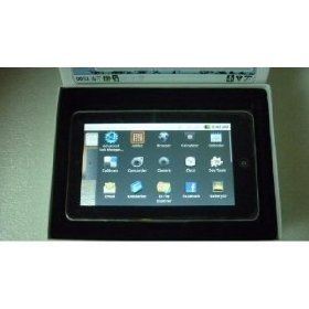 Brand new 7 inch android 2.1 tablet pc, hdmi port pc epad