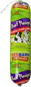 Brand New, REDBARN PET PRODUCTS,INC. - ROLL BEEF (4 LB) (OTHER PET FOODS - REDBARN DOG FOOD ROLLS)