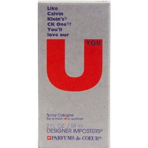 U -You 2 oz Spray Cologne