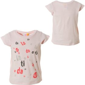 Roxy la ti da shirt - short-sleeve - infant girls'
