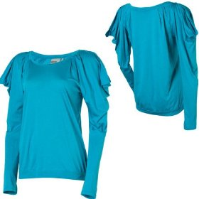 Wesc elora shirt - long-sleeve - women's