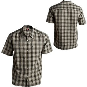 Quiksilver arch shirt - short-sleeve - men's