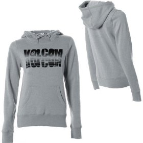 Volcom gets your glitz pullover sweatshirt - women's