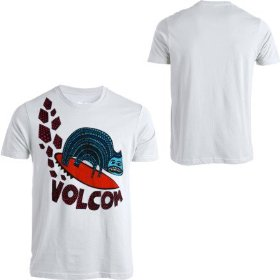 Volcom apo fousek f.a. v.co-logical t-shirt - short-sleeve - men's