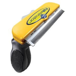 Furminator deShedding Tool - For Long Hair Dogs in Large