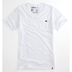 Hurley norman v-neck tee