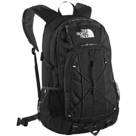 The north face heckler backpack