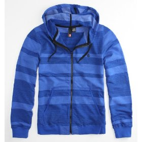Element thurlow hoodie - blue x med