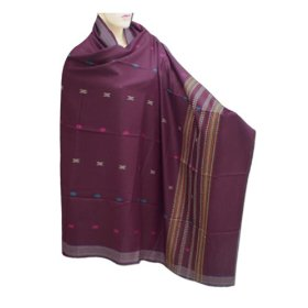 Handmade design cotton shawl very special and hot selling gift for her  shwl0081r