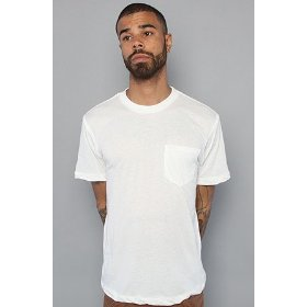 Rvca the ptc tee in vintage white,basic t-shirts for men