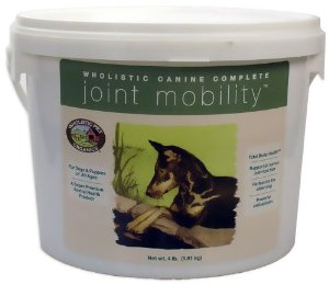 Wholistic Canine Complete Joint Mobility 4 lbs