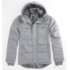 Element dexter gray jacket