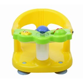 Dream on me baby bath seat, blue