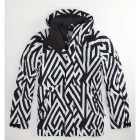 Burton shaun white 5k snow jacket