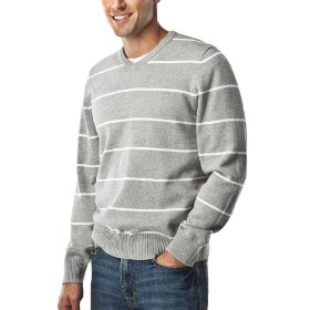 Merona® opp sweater - light grey