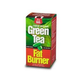 Applied nutrition green tea fat burner with egcg - 200 softgels