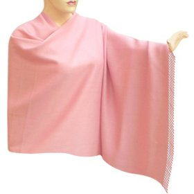 Plain shawl in raw silk fabric casual wear  shwl0002r