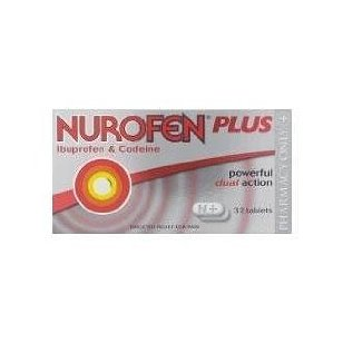 Nurofen plus tablets 32 [health and beauty]