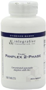 Integrative Therapeutics Panplex 2-Phase, 180 Tablets